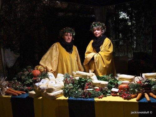 The cheese maidens